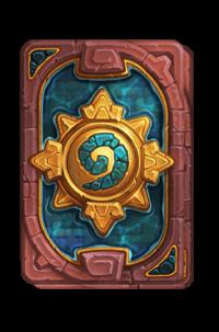 Barrens jutalom térkép kártya hátlap
