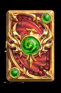 Mysteries of the Phoenix kártya hátlap
