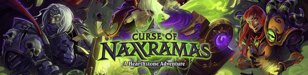 Curse of Naxxramas Hearthstone