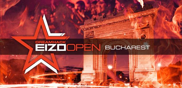 DreamHack Bukarest paklik