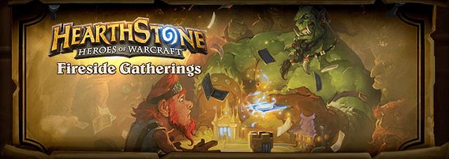 Hearthstone - Új kártya hátlap (Fireside Gathering) kérdések és válaszok