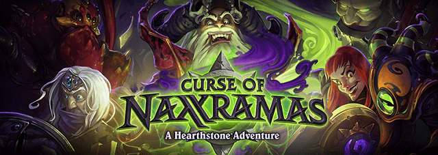 Curse of Naxxramas Hearthstone