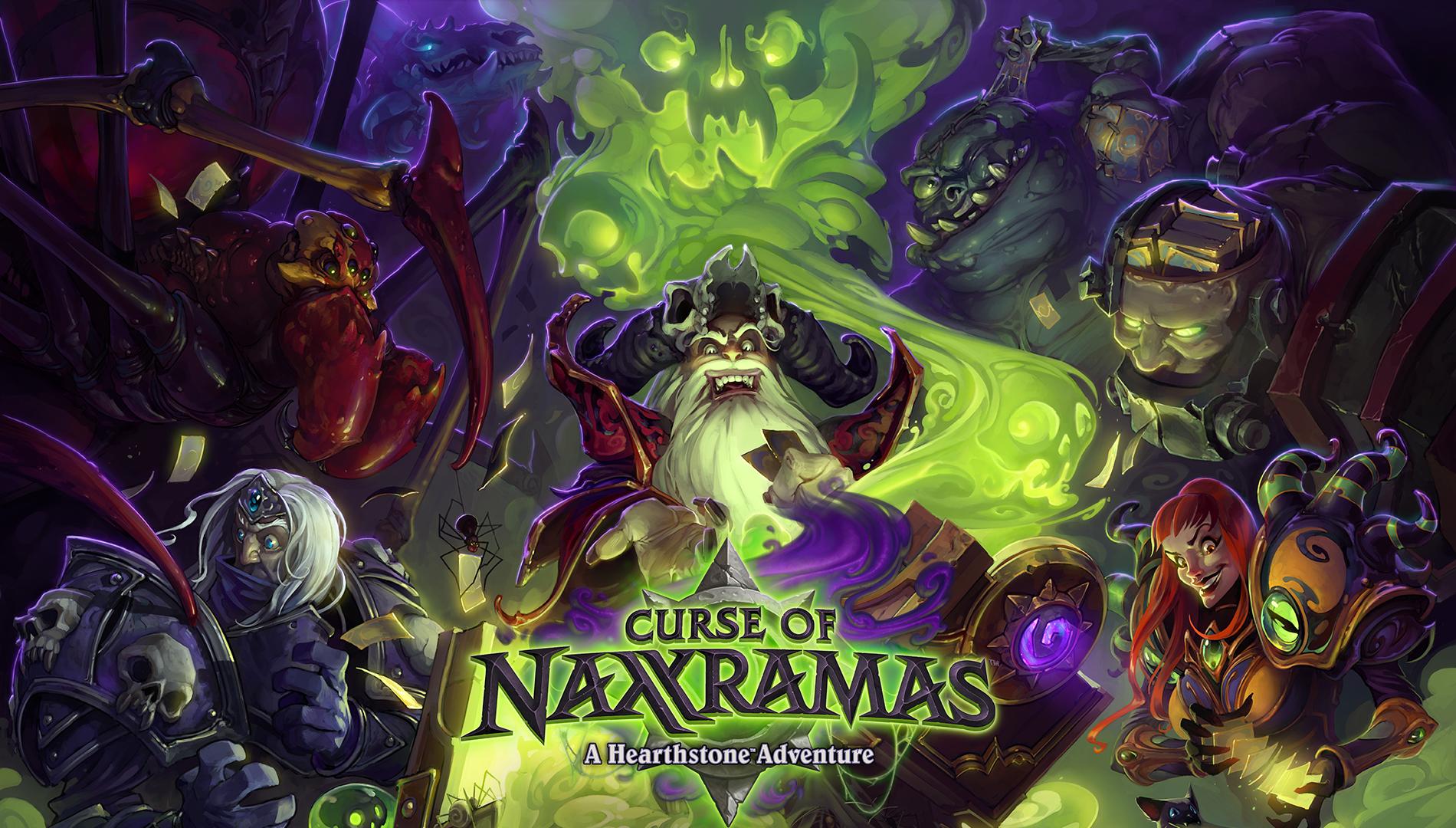Naxxramas háttérkép