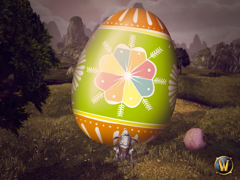 Húsvét Hearthstone