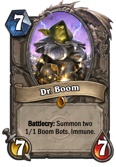 dr boom kártya