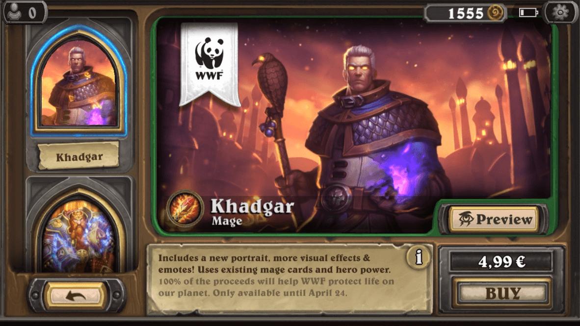 Új Mage hős: Khadgar (videóval frissítve)