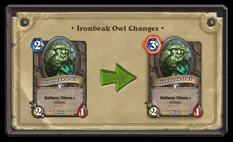 Ironbeak Owl