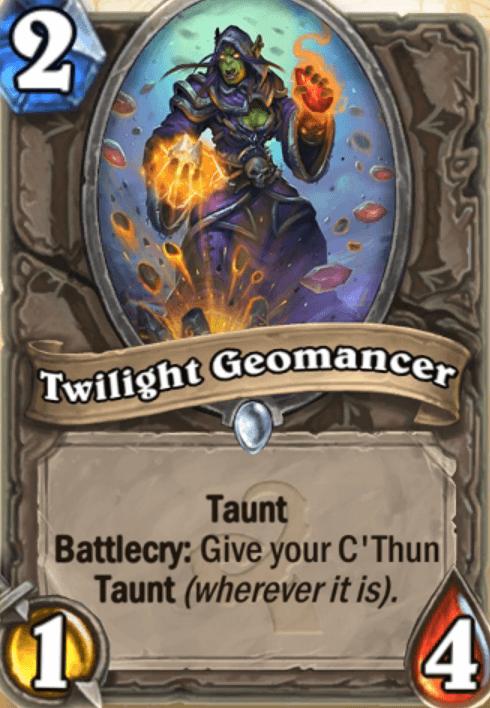 twilight geo