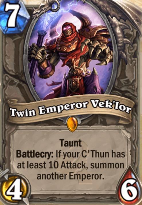 twin emperor
