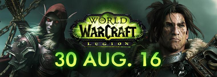 OFF: Új Warcraft előzetes és a Legion megjelenési dátuma