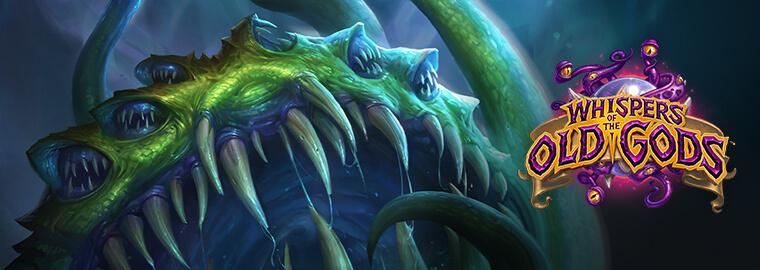 Whispers of the Old Gods - Yogg-Saron