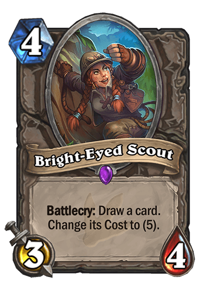 Bright-Eyed Scout