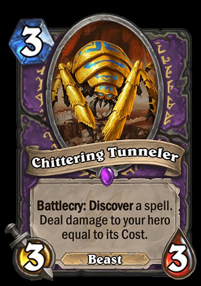 Chittering Tunneler