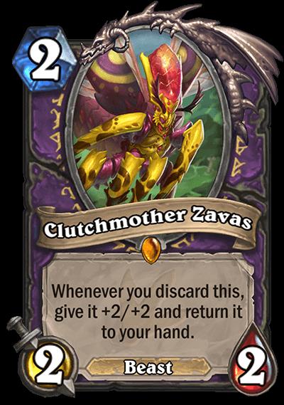 Clutchmother Zavas