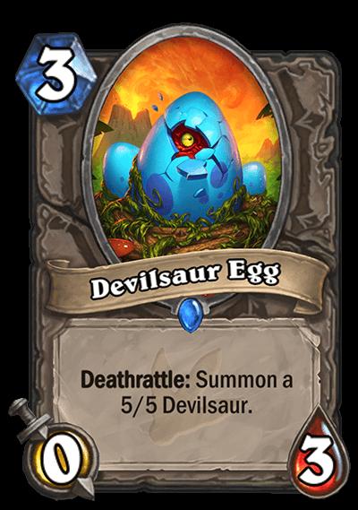 Devilsaur Egg