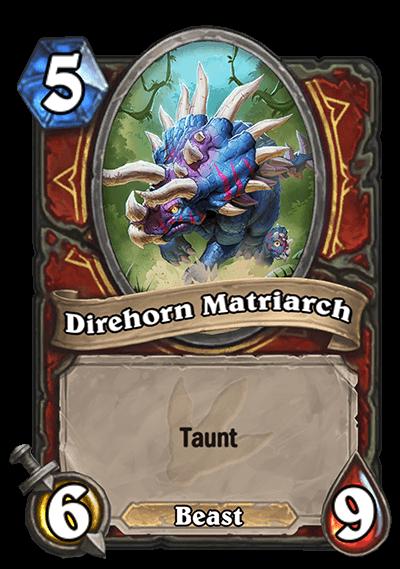 Direhorn Matriarch