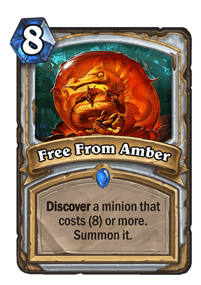Free From Amber