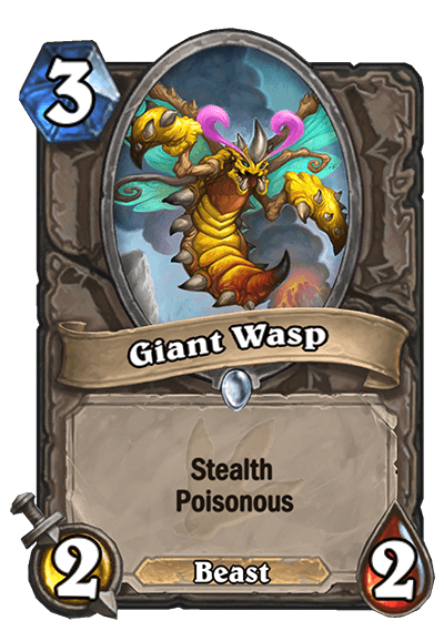 Giants Wasp