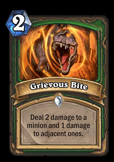 Grievous Bite