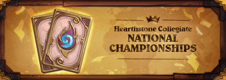 Hearthstone National Championship