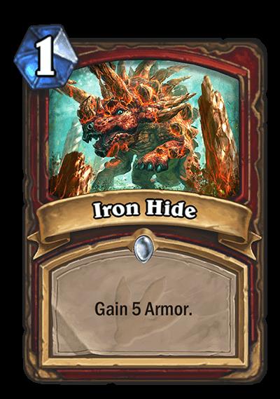 Iron Hide