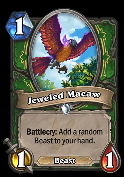 Jeweled Macaw