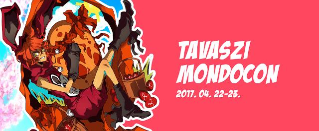 MondoCon 2017 tavasz