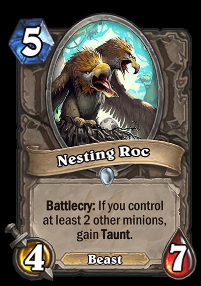 Nesting Roc