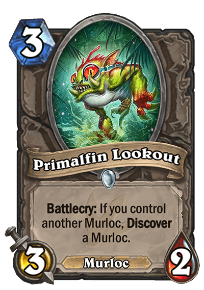 Primalfin Lookout