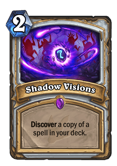 Shadow Visions