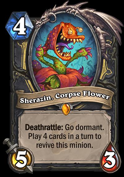Sherazin Corpse Flower