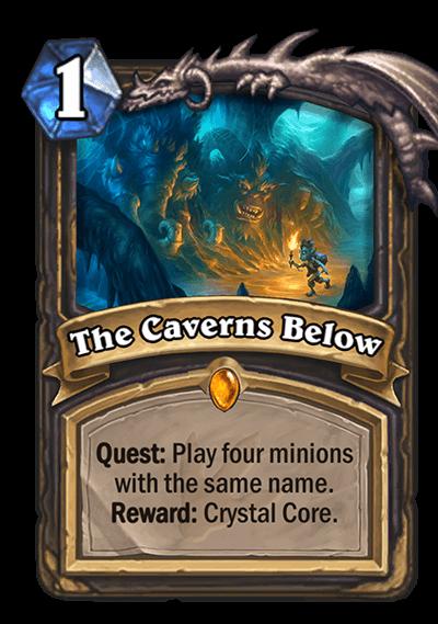 The Cavern Below