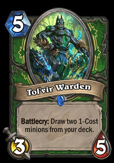 Tolvir Warden