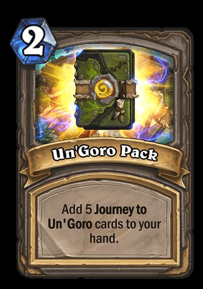 UnGoro Pack