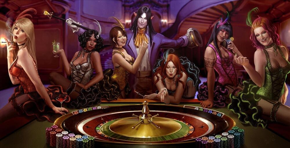 Új Hearthstone kiegészítő: Casinos of Azeroth