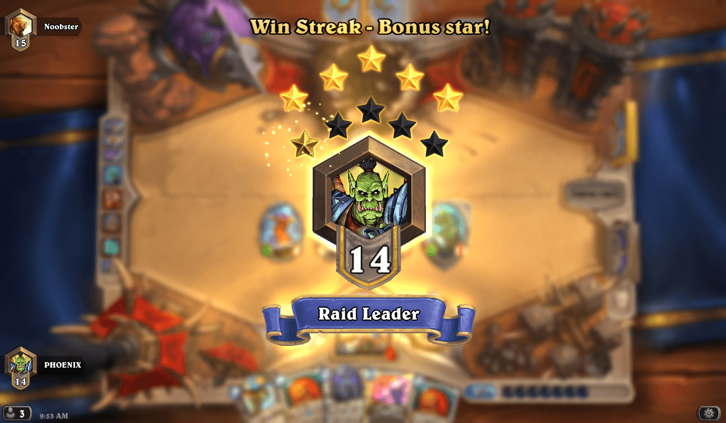 spiteful priest win streak