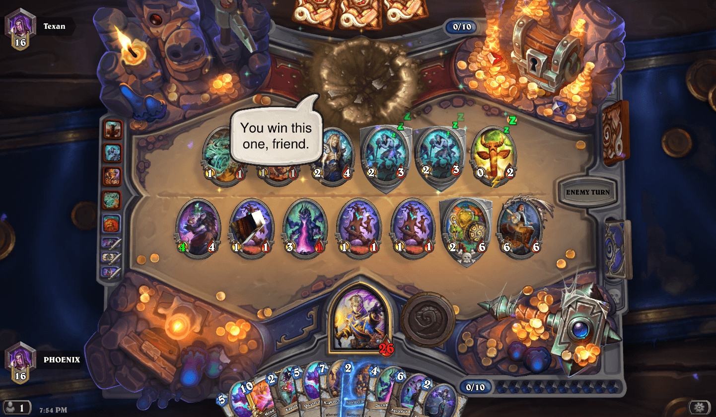 spiteful priest vs shudderwock shaman