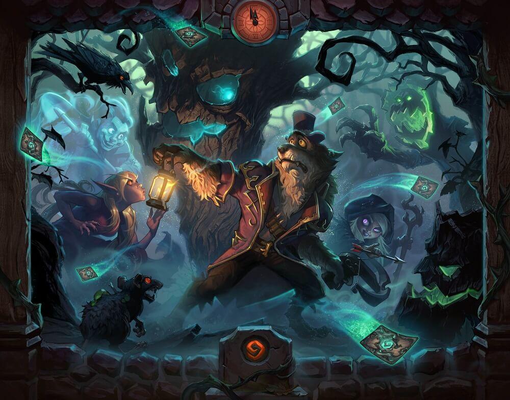 Megjelent a Witchwood