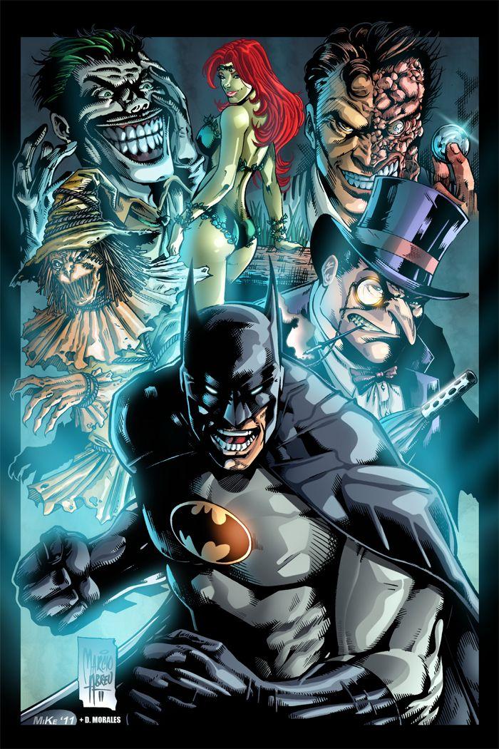 Gotham Gang War