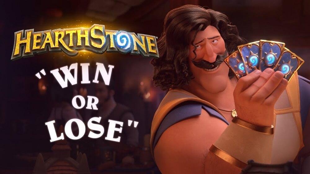 Hearthstone animált rövidfilm