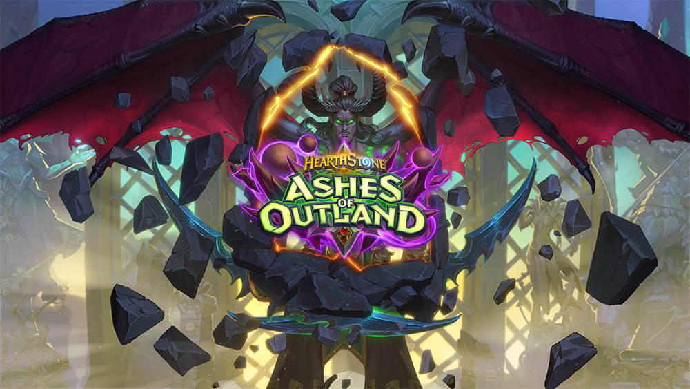 Ashes of Outland megjelenés Hearthstone Hungary