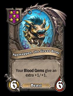 Agamaggan, the Great Boar