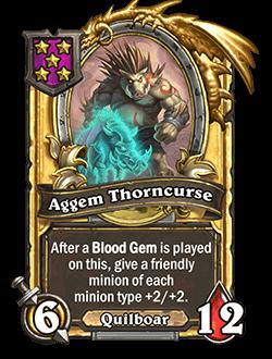 Aggem Thorncurse Golden