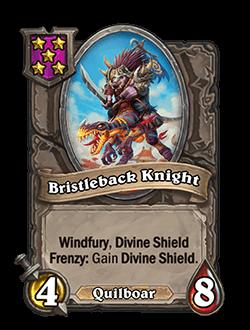 Birstleback Knight