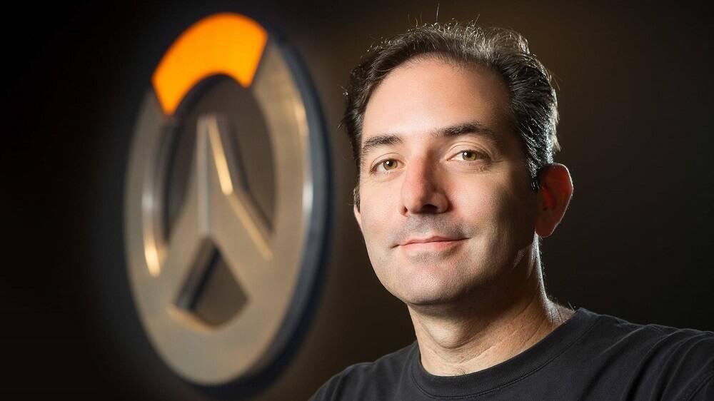 Jeff Kaplan Overwatch igazgató