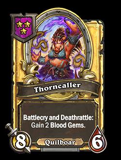 Thorncaller Golden