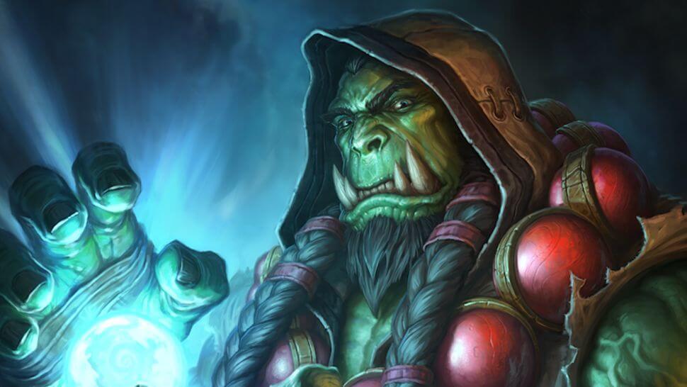 Thrall, shaman