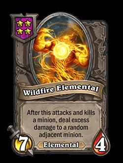 Wildfire Elemental