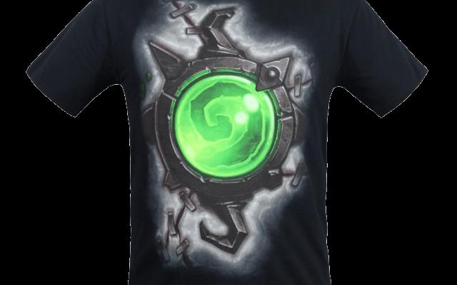 Hearthstone pólók a Blizzard Store-ban
