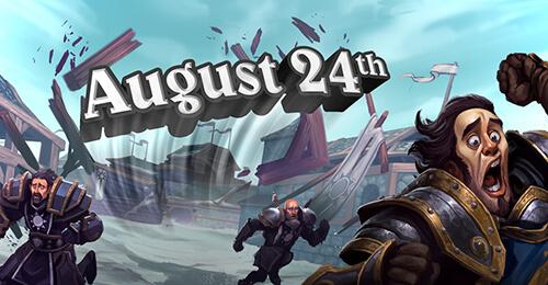 augusztus 24 a megjelenés napja